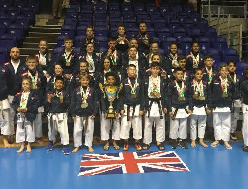 3rd JSKA European Championship Success for TSKUK Squad