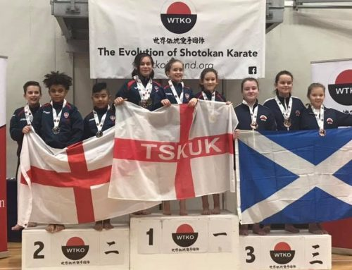 TSKUK Success at WTKO European Championships in Cork, Ireland.