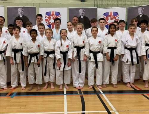 TSKUK Gain 25 New Shodan and 5 New Nidan Black Belts