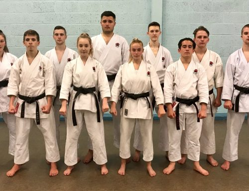 Members of TSKUK Selected to Compete at 8th WUKF World Championships