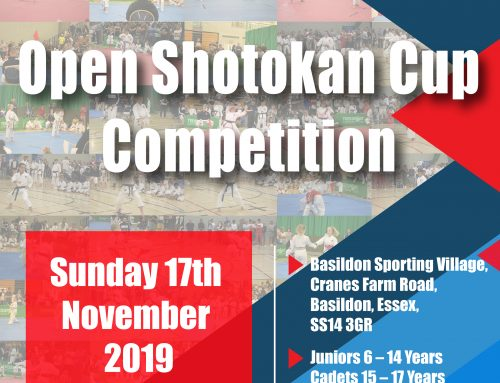 TSKUK Open Shotokan Cup Competition