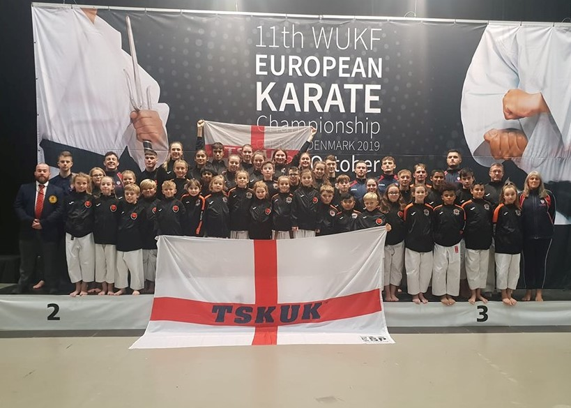 11th WUKF European Championship Results