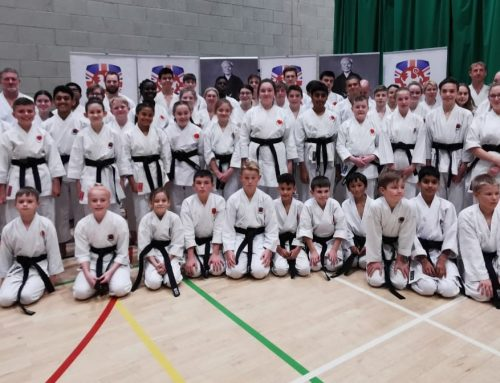 TSKUK 1st / 2nd Dan Grading – Sunday 5th April 2020